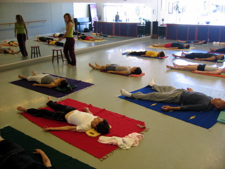 Feldenkrais at Stage 7